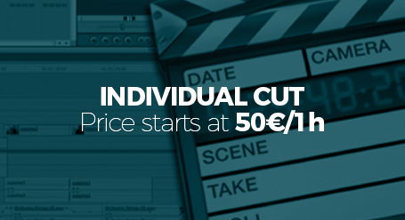 individual cut editing