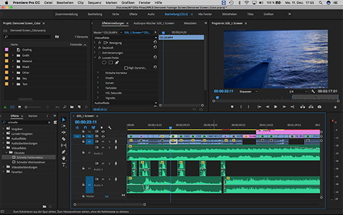 Outsourcing video editing