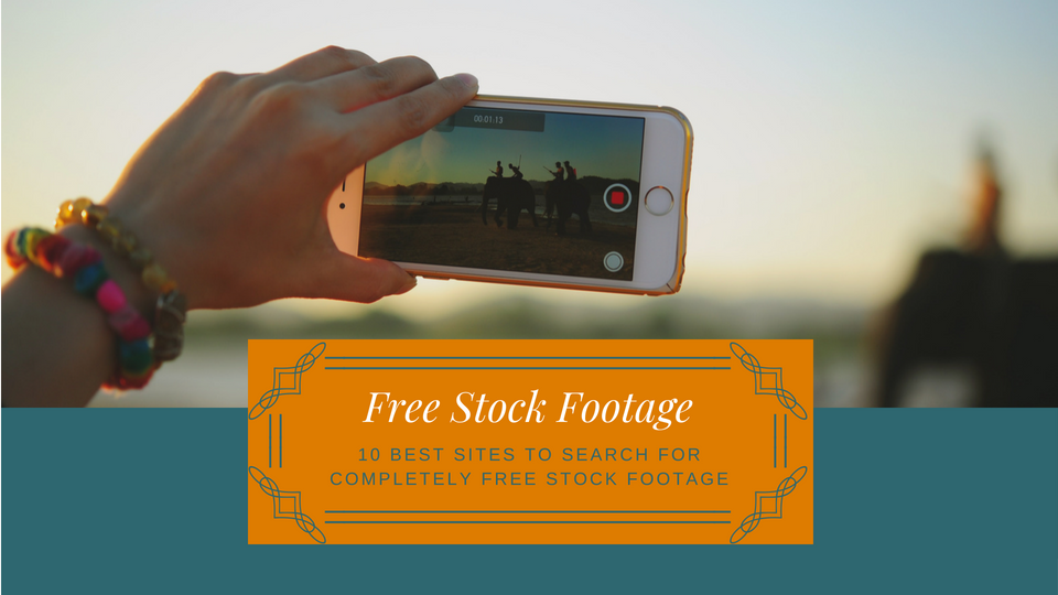 10 best sites to search for completely free stock footage